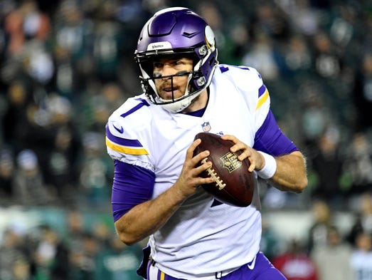 QB Case Keenum: Agreed to deal with Broncos (previous