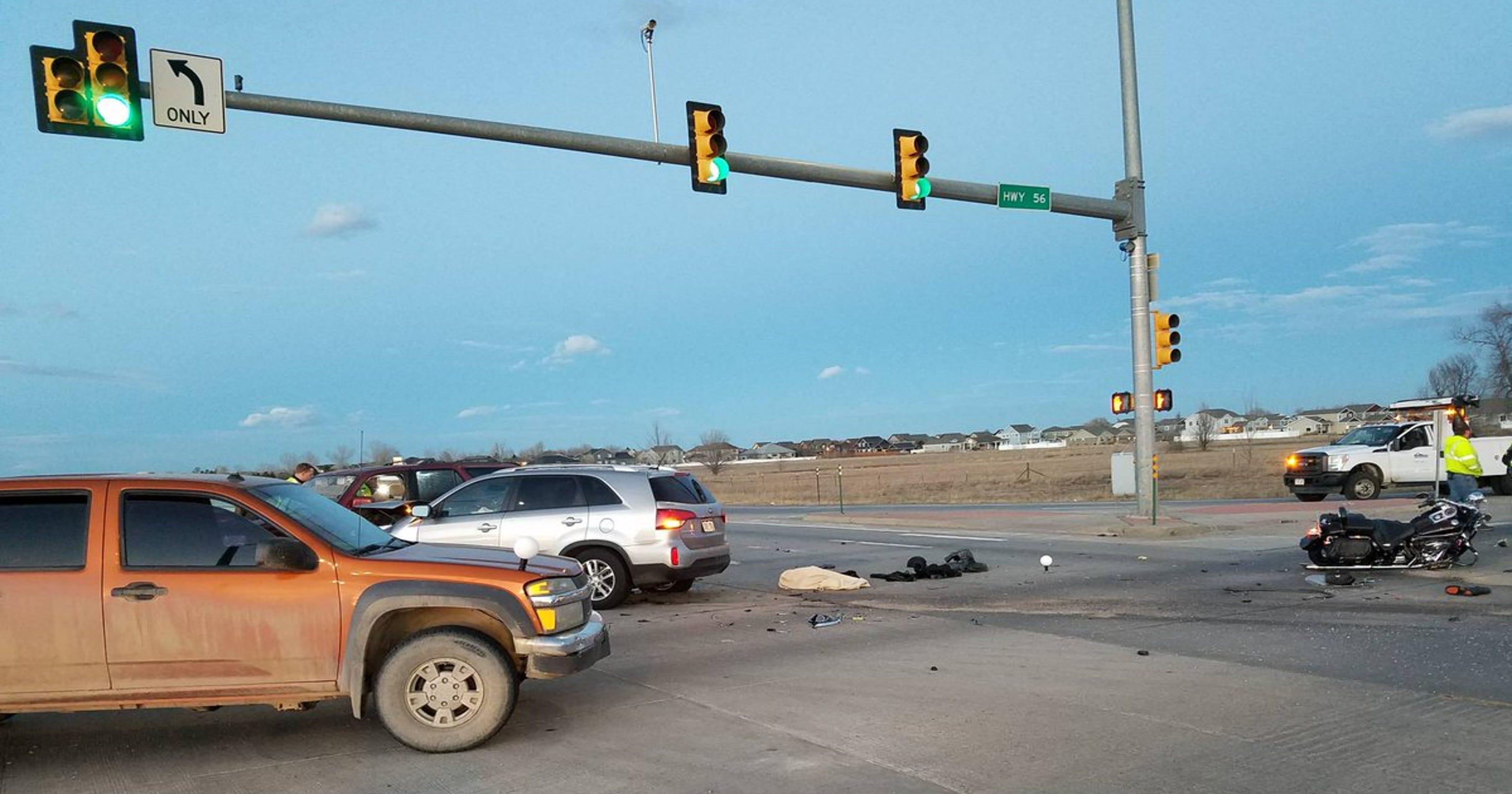 Berthoud crash marks second traffic fatality of 2018