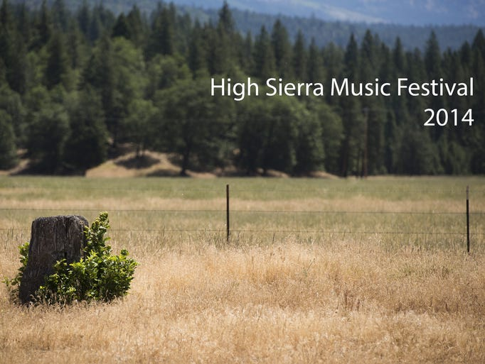 Images from the High Sierra Music Festival, held from July 3-6 in Quincy, Calif.