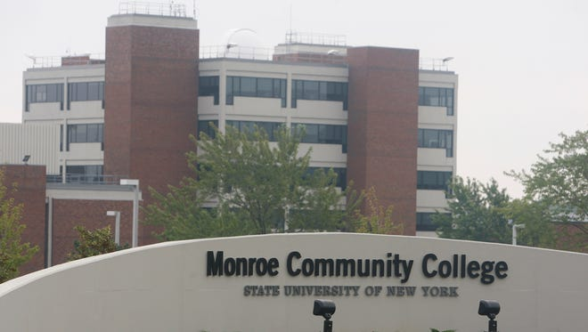 Monroe Community College has its main campus in Brighton.