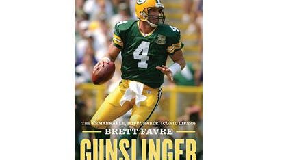 Gunslinger: The remarkable, improbable, iconic life of Brett Favre, by Jeff Pearlman