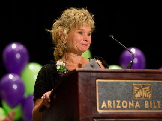 The Arizona Educational Foundation names Chaparral