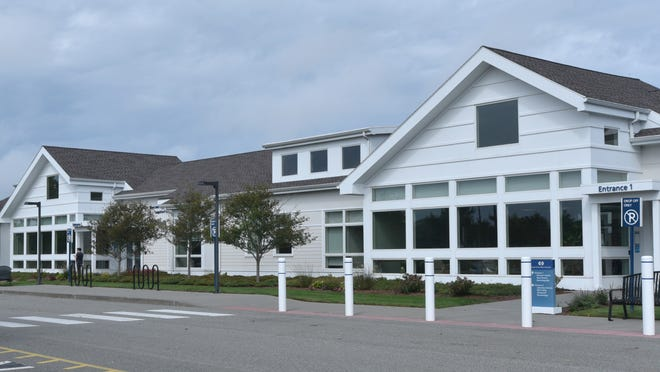 The Cape Cod Commission will hold a virtual hearing Thursday to review Cape Cod Healthcare's plan to develop housing and a retail store on the same site as the Wilkens Outpatient Medical Complex on Wilkens Lane in Hyannis. Cape Cod Healthcare plans to expand the existing building but allow a development company to use most of the 40-acre property for a large retail store and three buildings holding up to 270 residential units.
