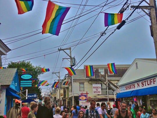 Provincetown is a notoriously quirky community that's
