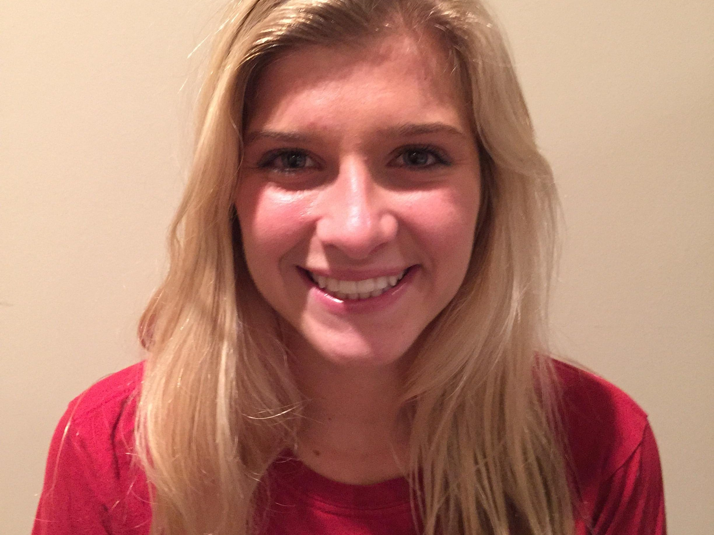 Hannah Bourque of St. Thomas More high school is The Daily Advertiser's All-Acadiana selection for Most Outstanding Performer in a track competition for her performance throughout the season.