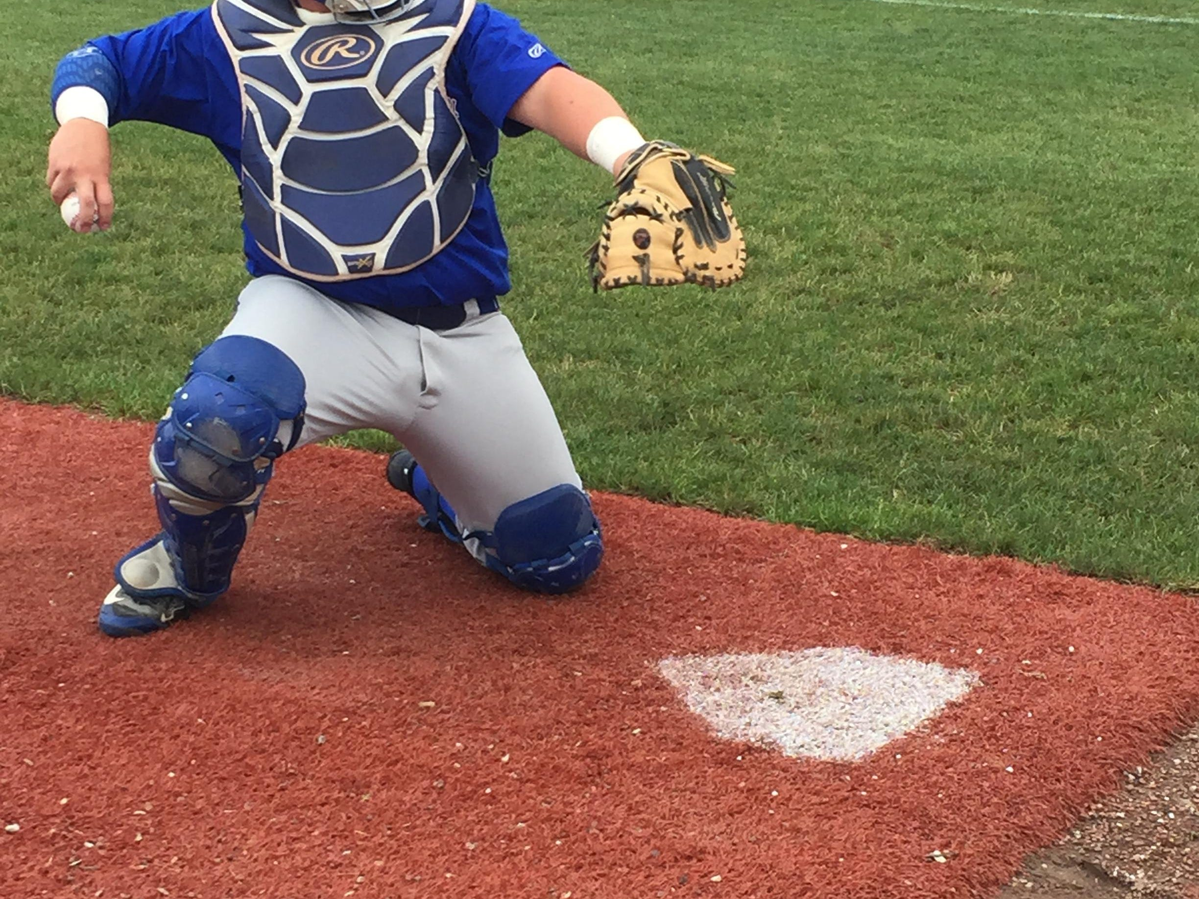 Cole Frybort was the first Indiana All-Star for North White's baseball program.