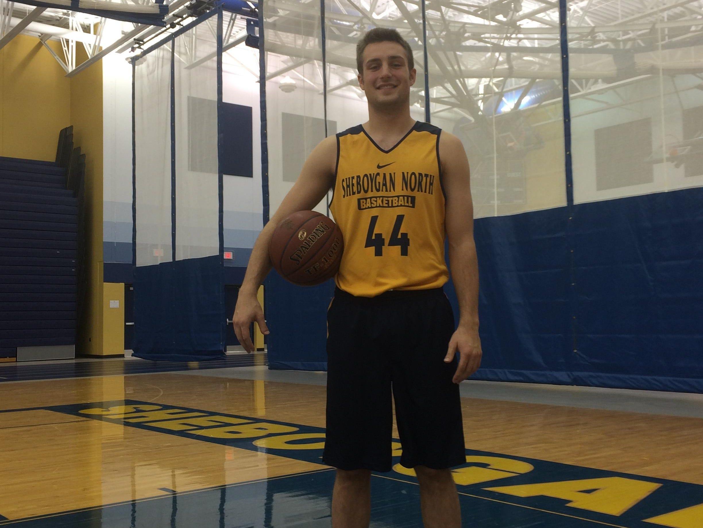 Davis Larson has big plans for his senior year.