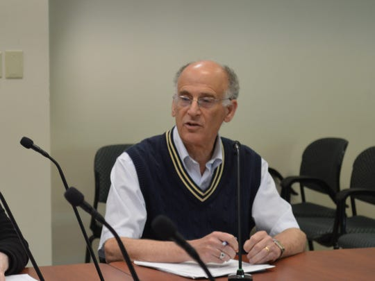 Greenburgh Supervisor Paul Feiner rejects Edgemont incorporation petition.
