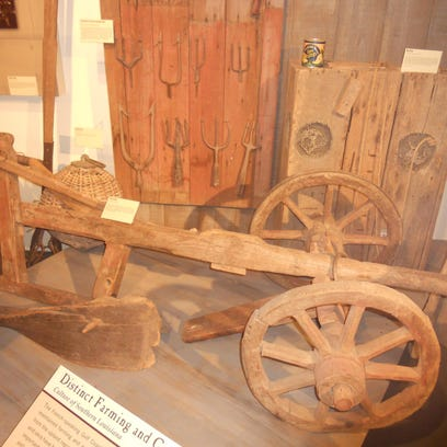 Wheeled Plow 003