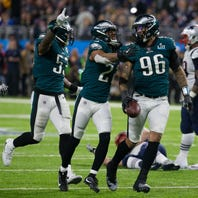 Report: Eagles' Derek Barnett out for season after shoulder surgery