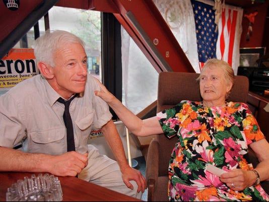 Dennis Peron, Hazel Rodgers