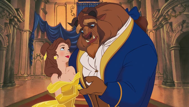 Belle and the Beast will be back on the big screen Friday through Sunday.