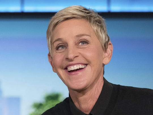 """The Ellen DeGeneres Show"" won best entertainment talk"