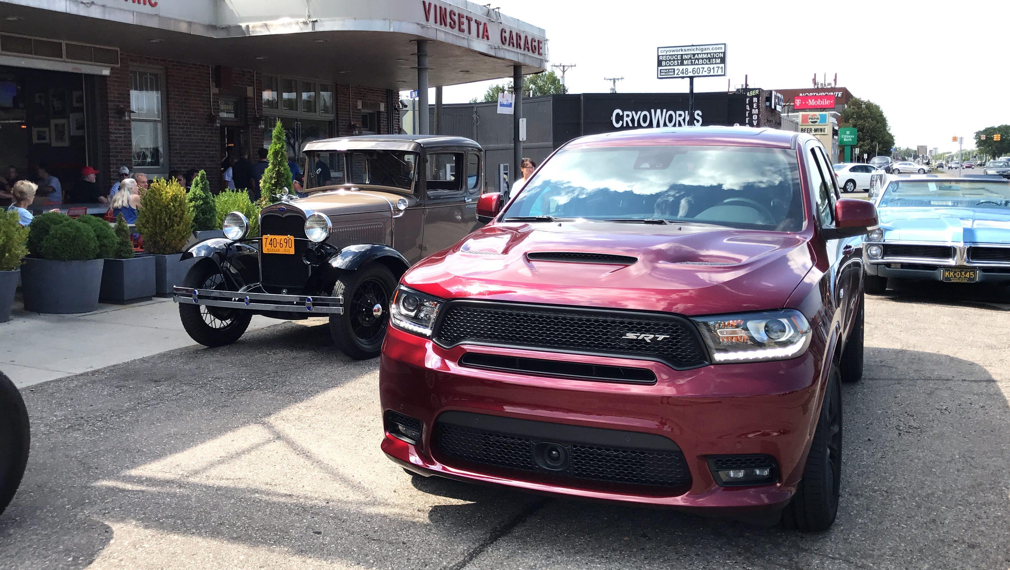 2018 Dodge Durango Srt Turns Heads On Woodward