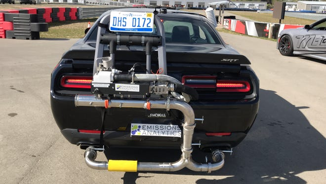 Emissions Analytics tests vehicles' fuel economy and emissions in real-world tests on public roads.