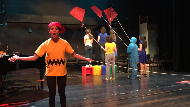 """New Rochelle High School presents""""You're a Good Man, Charlie Brown""""; 7:30 p.m., March 15, 16; 2 and 7:30 p.m., March 17; $10; $7 students, seniors; matinee free for seniors and children under 10. At the Linda Kelly Theater."""