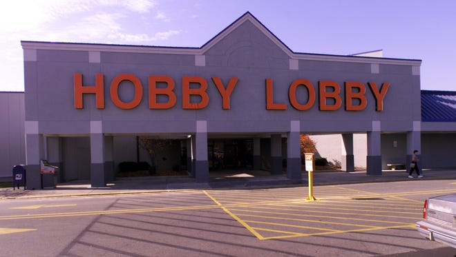 Hobby Lobby plans to open a story in Marshallltown.
