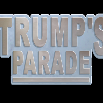 Mike Thompson animation: Trump's tremendous parade