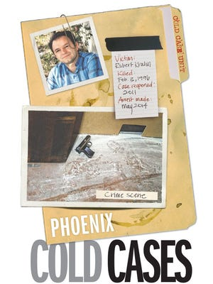 The Phoenix Police Cold Case Unit has more than 2,500 cases.
