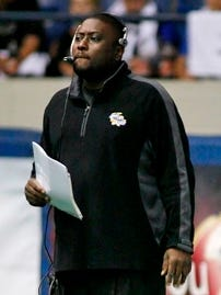 Arena football coaching veteran Chris Williams was named new coach of the Green Bay Blizzard.