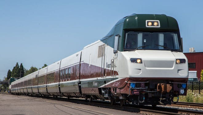 """Amtrak is buzzing in the book world because of its test """"writers-in-residence"""" program."""