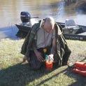Missing hunter survives swamp without food or shelter