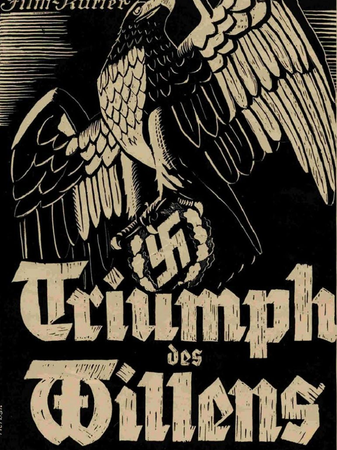 "A drawing that accompanied copies of the 1935 German propaganda film ""Triumph of the Will."" Retired DEA chemist Terry Dal Cason said the drawing was found with recipes for Nazi dope in southwest Missouri."