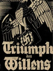 """A drawing that accompanied copies of the 1935 German propaganda film """"Triumph of the Will."""" Retired DEA chemist Terry Dal Cason said the drawing was found with recipes for Nazi dope in southwest Missouri."""