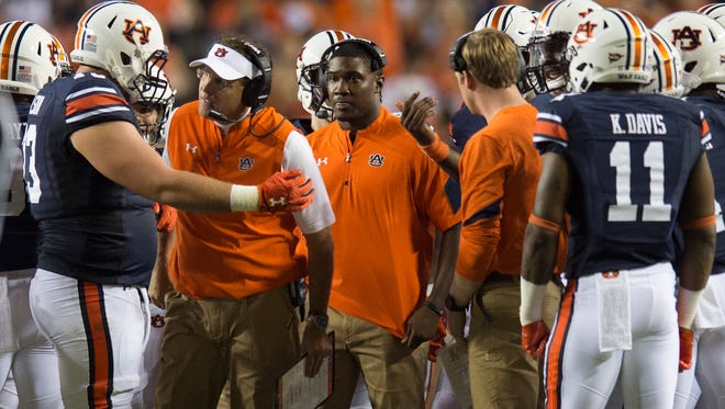 Since losing its season opener to Clemson, Auburn has won five of its last six games.