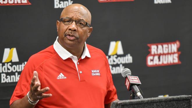 UL defensive coordinator Melvin Smith was relieved of his duties Sunday.