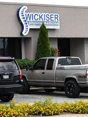 Best of Your Hometown, chiropractic service. Wickiser on the East West Parkway near Clemson Boulevard in Anderson.