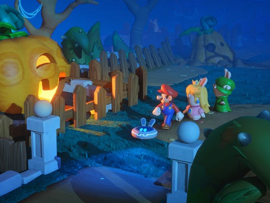 Mario + Rabbids Kingdom Battle Guide: Weapons, Abilities