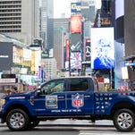 Ford trucks pick up sponsorship with NFL