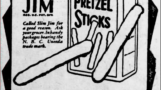 Part of Ad in The Evening News (Harrisburg, PA) October 27, 1927