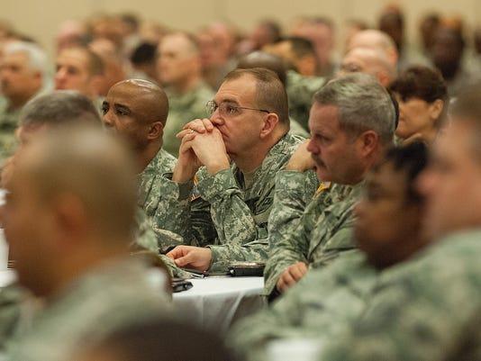 Guard members at conference.jpg