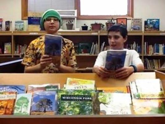 Fox Lake two 5th graders.jpg