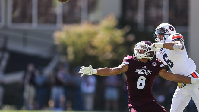 Mississippi State's Fred Ross ends his record-setting career in the St. Petersburg Bowl on Monday.