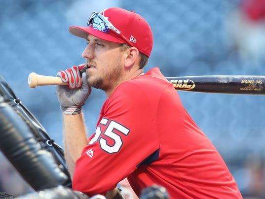 USP MLB: ST. LOUIS CARDINALS AT PITTSBURGH PIRATES S BBN PIT STL USA PA