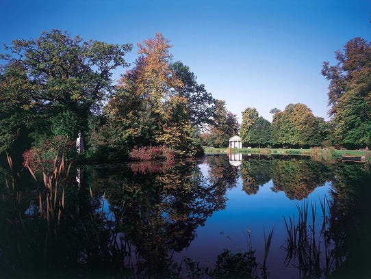 Althorp House in Northamptonshire, England, is the