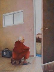 """""""La espero prometio ser puntual"""" by Marianela de la"""