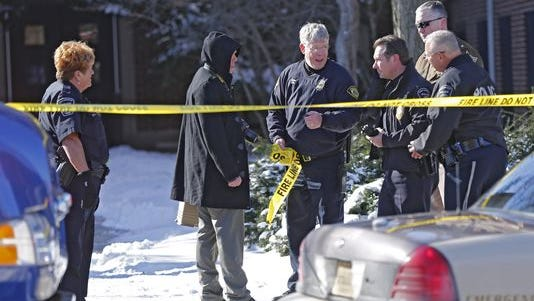 Police from West Lafayette and Purdue University responded to the January shooting.