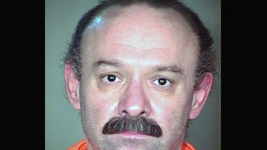 A photo provided by the Arizona Department of Corrections shows Joseph Rudolph Wood.