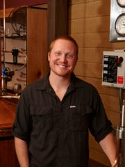 Keener Shanton, head distiller at Old Forge Distillery will be participating in the first Grains and Grits Festival in Townsend.