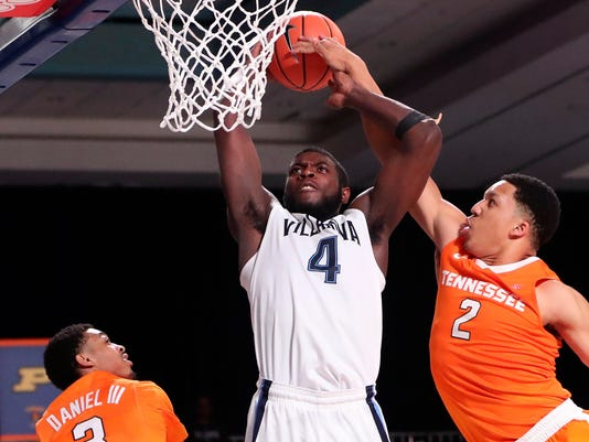 NCAA Basketball: Battle 4 Atlantis-Villanova vs Tennessee