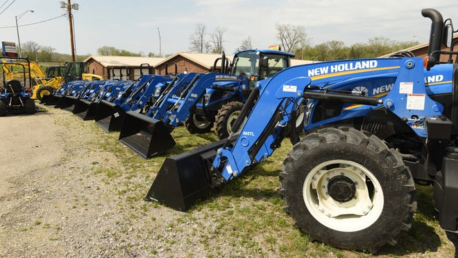Advantage Ag and Equipment recently started renting equipment.