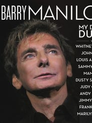 Barry Manilow will release 'My Dream Duets' Oct. 27.