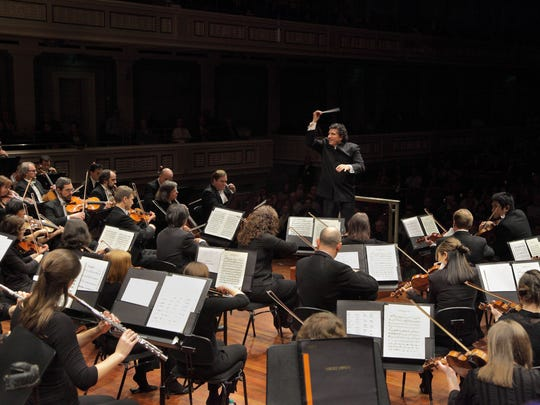 A number of Nashville Symphony Orchestra players will take their turns in the spotlight as soloists.