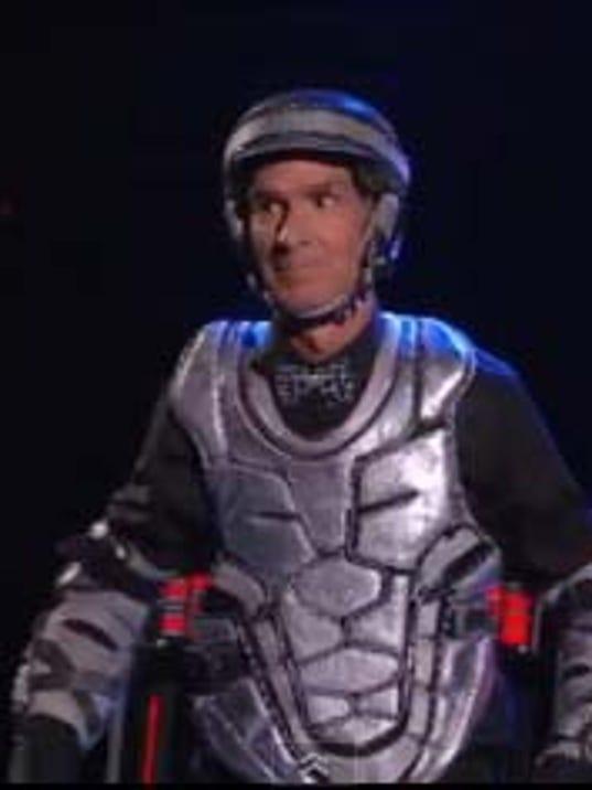 Bill Nye robot