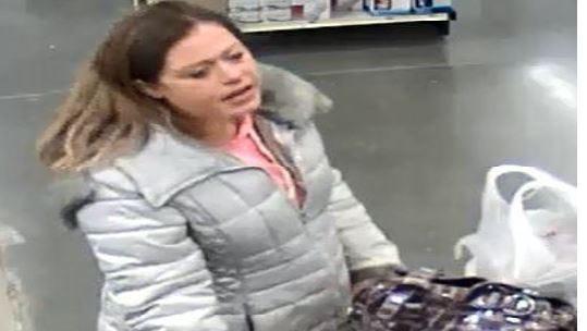 Woman suspected in West Des Moines prescription fraud case.