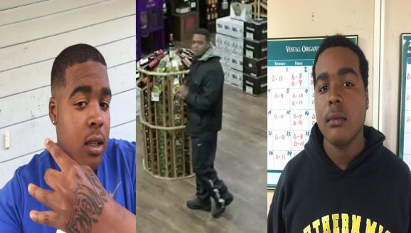 Hattiesburg police are looking for Jarvis Anderson in connection to an armed robbery that took place Jan. 15 at a convenience store on U.S. 49.